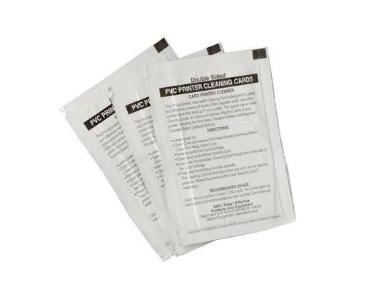 Fargo DTC HDP ISO-Propyl Alcohol Cleaning Cards 81233