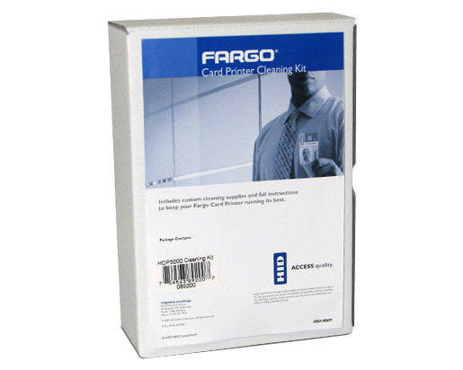 Fargo HDP5000/II Cleaning Kit 89200